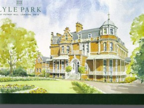 lyle park drawing