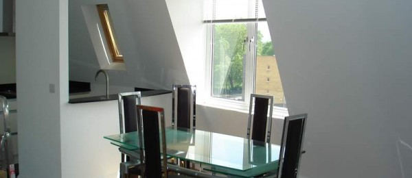 Outstanding Two Bedroom Flat with Panoramic Terrace in Vauxhall