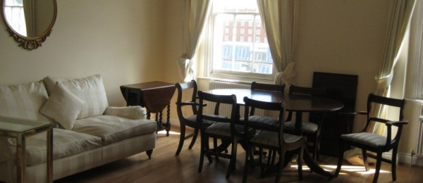 3 BED FLAT IN PIMLICO SW1